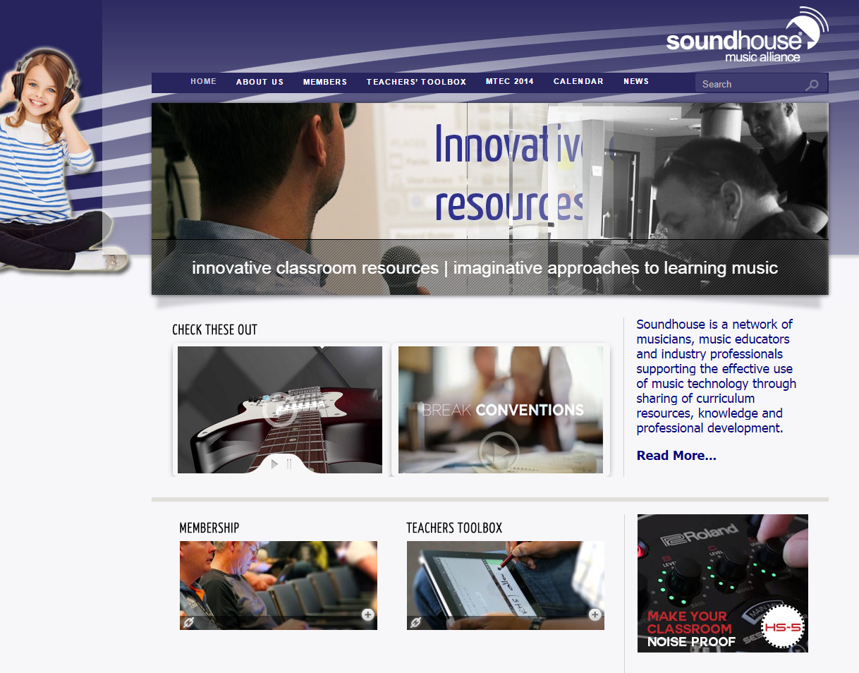 Soundhouse Music Alliance