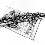 Clarinet Illustration